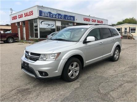 2012 Dodge Journey SXT & Crew (Stk: 19-7595A) in Hamilton - Image 1 of 21