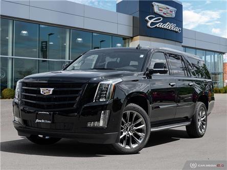 2020 Cadillac Escalade ESV Premium Luxury (Stk: 147545) in London - Image 1 of 27