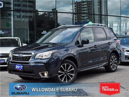 2017 Subaru Forester XT Touring >>Low mileage + No accident<< (Stk: P3253) in Toronto - Image 1 of 29
