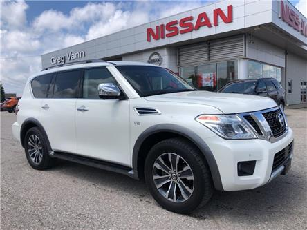 2017 Nissan Armada SL (Stk: P2716) in Cambridge - Image 1 of 29