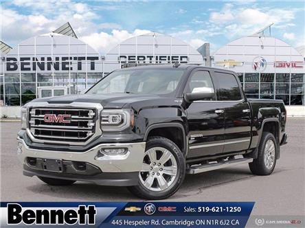 2018 GMC Sierra 1500 SLT (Stk: 200616A) in Cambridge - Image 1 of 27