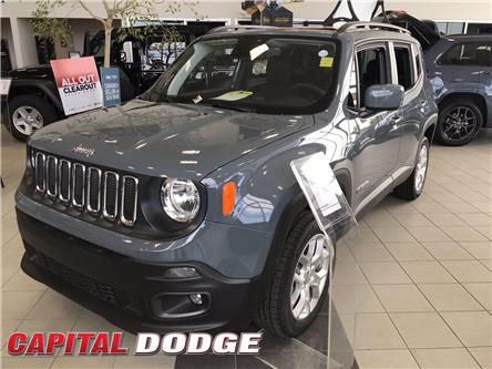 2018 Jeep Renegade North (Stk: J00848) in Kanata - Image 1 of 17
