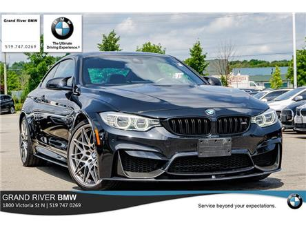 2017 BMW M4 Base (Stk: 50966A) in Kitchener - Image 1 of 22