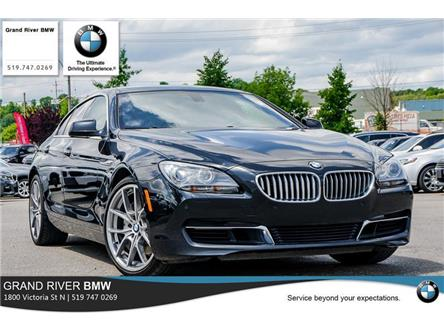 2014 BMW 650i xDrive Gran Coupe (Stk: PW5481) in Kitchener - Image 1 of 22