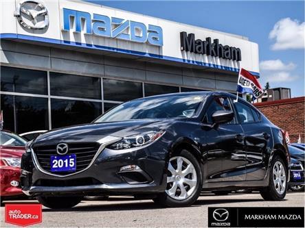 2015 Mazda Mazda3 GX (Stk: N200211A) in Markham - Image 1 of 20