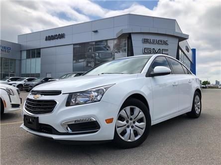 2015 Chevrolet Cruze 1LT (Stk: U263174) in Mississauga - Image 1 of 19