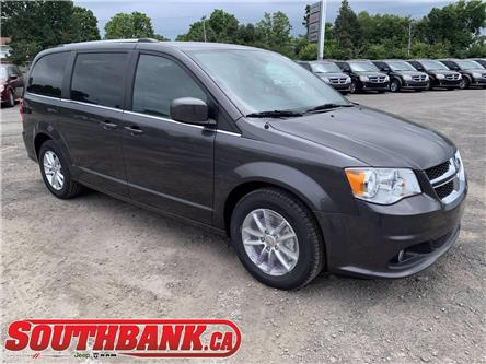 2020 Dodge Grand Caravan Premium Plus (Stk: 200469) in OTTAWA - Image 1 of 30