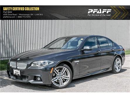 2014 BMW 550i xDrive (Stk: 23495A) in Mississauga - Image 1 of 21