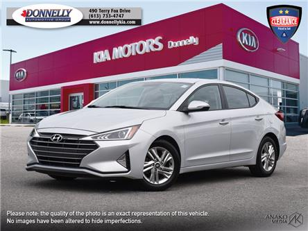 2020 Hyundai Elantra Preferred (Stk: KU2404) in Kanata - Image 1 of 27