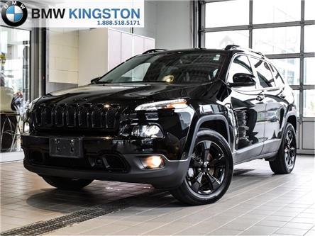 2017 Jeep Cherokee Limited (Stk: 20118B) in Kingston - Image 1 of 30