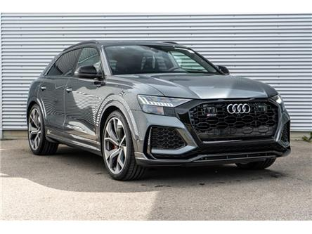 2020 Audi RS Q8 4.0T (Stk: N5637) in Calgary - Image 1 of 22