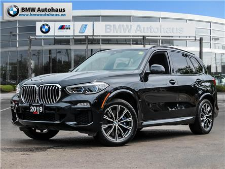2019 BMW X5 xDrive40i (Stk: P9587) in Thornhill - Image 1 of 29