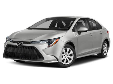 2020 Toyota Corolla LE (Stk: N20377) in Timmins - Image 1 of 9