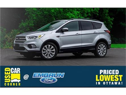 2019 Ford Escape SEL (Stk: U2060) in Embrun - Image 1 of 24