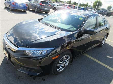 2017 Honda Civic LX (Stk: K15917A) in Ottawa - Image 1 of 19