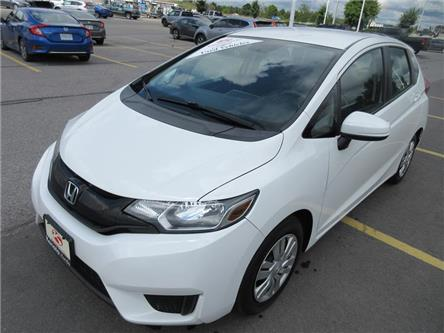 2015 Honda Fit LX (Stk: K15937AAA) in Ottawa - Image 1 of 19