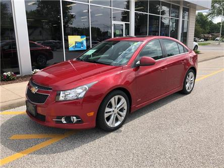 2014 Chevrolet Cruze 2LT (Stk: 20-0193A) in LaSalle - Image 1 of 22
