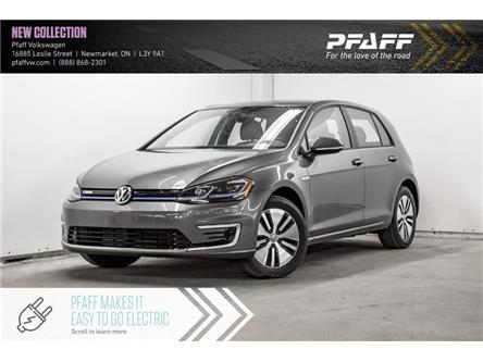 2020 Volkswagen e-Golf Comfortline (Stk: V5026) in Newmarket - Image 1 of 22