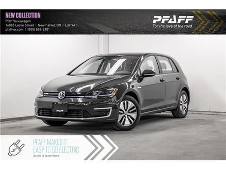 2020 Volkswagen e-Golf Comfortline (Stk: V5027) in Newmarket - Image 1 of 22
