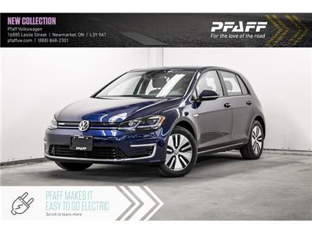 2020 Volkswagen e-Golf Comfortline (Stk: V5028) in Newmarket - Image 1 of 22