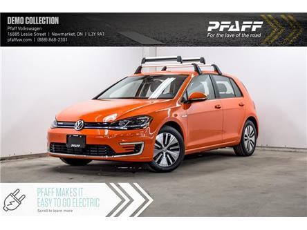 2020 Volkswagen e-Golf Comfortline (Stk: V5277) in Newmarket - Image 1 of 22