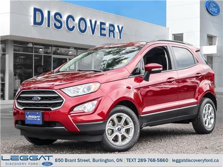 2020 Ford EcoSport SE (Stk: ET20-55962) in Burlington - Image 1 of 23