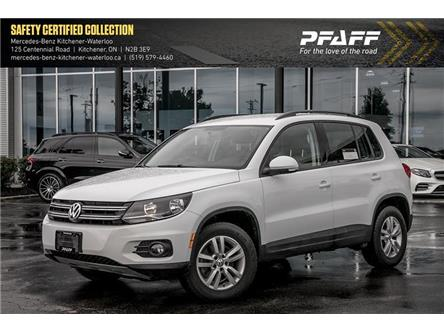 2015 Volkswagen Tiguan Trendline (Stk: 39361A) in Kitchener - Image 1 of 19
