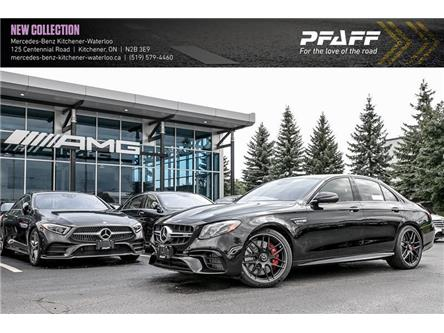 2020 Mercedes-Benz AMG E 63 S-Model (Stk: 39823) in Kitchener - Image 1 of 22