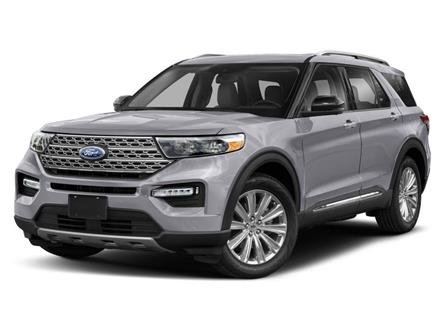 2020 Ford Explorer Platinum (Stk: LEX072) in Ft. Saskatchewan - Image 1 of 9