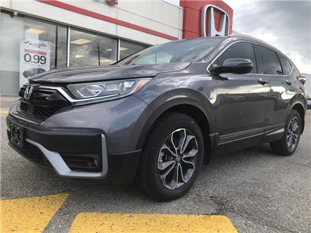 2020 Honda CR-V EX-L (Stk: 20085) in Simcoe - Image 1 of 24