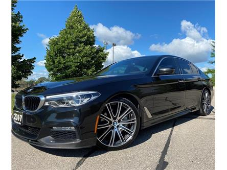 2017 BMW 540i xDrive (Stk: P1656) in Barrie - Image 1 of 19