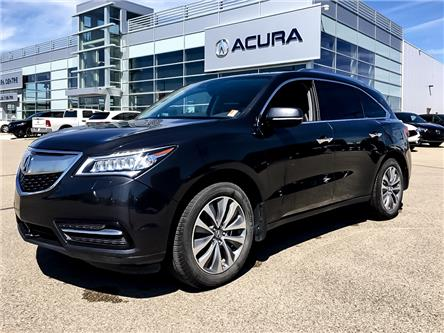 2016 Acura MDX Technology Package (Stk: 50123A) in Saskatoon - Image 1 of 23