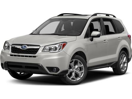 2014 Subaru Forester 2.5i Limited Package (Stk: 15219ASZ) in Thunder Bay - Image 1 of 7