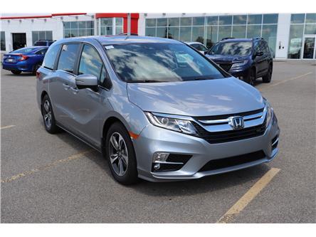 2020 Honda Odyssey EX-L RES (Stk: 2200032) in Calgary - Image 1 of 9