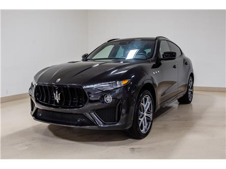 2019 Maserati Levante Trofeo (Stk: 992MC) in Calgary - Image 1 of 22
