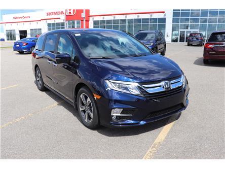 2020 Honda Odyssey EX-L Navi (Stk: 6200509) in Calgary - Image 1 of 9