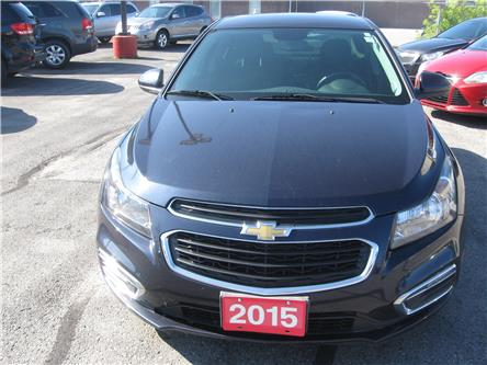 2015 Chevrolet Cruze 1LT (Stk: 5328A) in Sarnia - Image 1 of 6