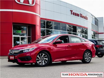 2018 Honda Civic EX (Stk: 3615) in Milton - Image 1 of 25