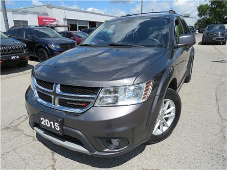 2015 Dodge Journey SXT (Stk: 95175) in St. Thomas - Image 1 of 13