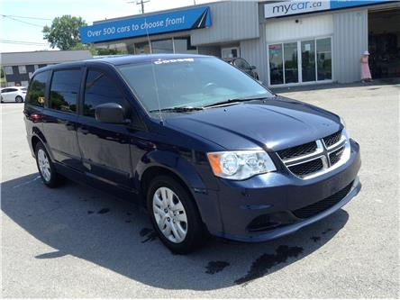 2014 Dodge Grand Caravan SE/SXT (Stk: 111111) in Kingston - Image 1 of 19