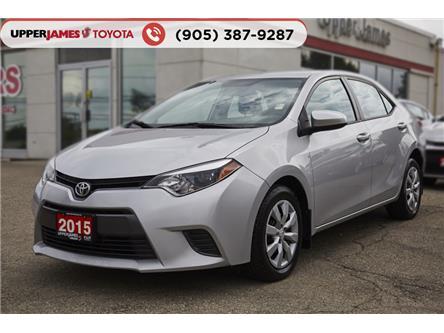 2015 Toyota Corolla LE (Stk: 13761) in Hamilton - Image 1 of 20