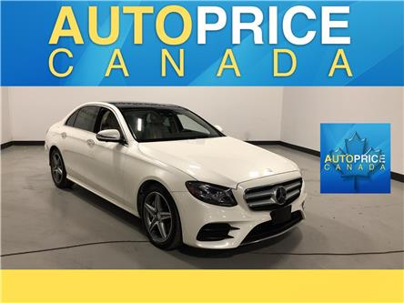 2017 Mercedes-Benz E-Class Base (Stk: H0992) in Mississauga - Image 1 of 28