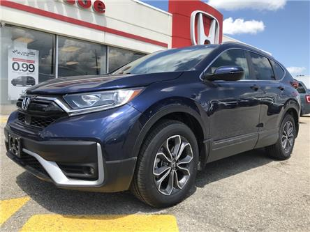 2020 Honda CR-V EX-L (Stk: 20110) in Simcoe - Image 1 of 24