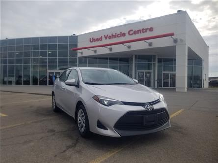 2018 Toyota Corolla LE (Stk: U204158) in Calgary - Image 1 of 24