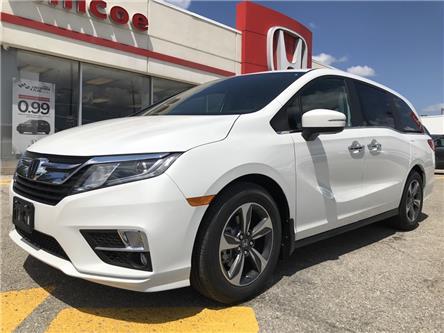 2020 Honda Odyssey EX-L Navi (Stk: 20114) in Simcoe - Image 1 of 27