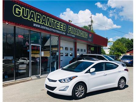 2016 Hyundai Elantra GL (Stk: C20135) in Ottawa - Image 1 of 13