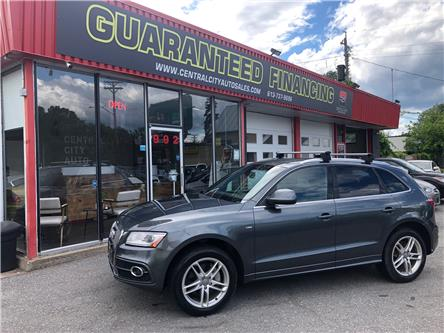 2014 Audi Q5 3.0 Progressiv (Stk: ) in Ottawa - Image 1 of 15