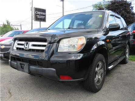 2008 Honda Pilot SE-L (Stk: 95243) in St. Thomas - Image 1 of 3