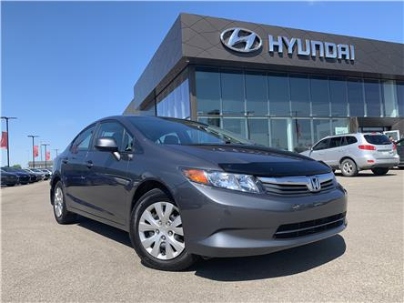 2012 Honda Civic LX (Stk: H2605) in Saskatoon - Image 1 of 22