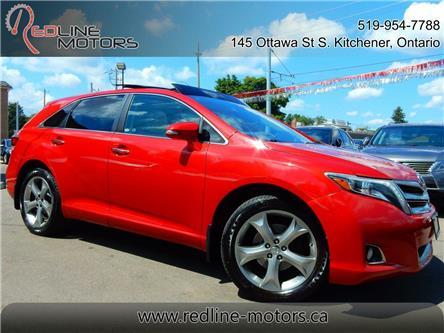 2013 Toyota Venza Base V6 (Stk: 4T3BK3) in Kitchener - Image 1 of 24